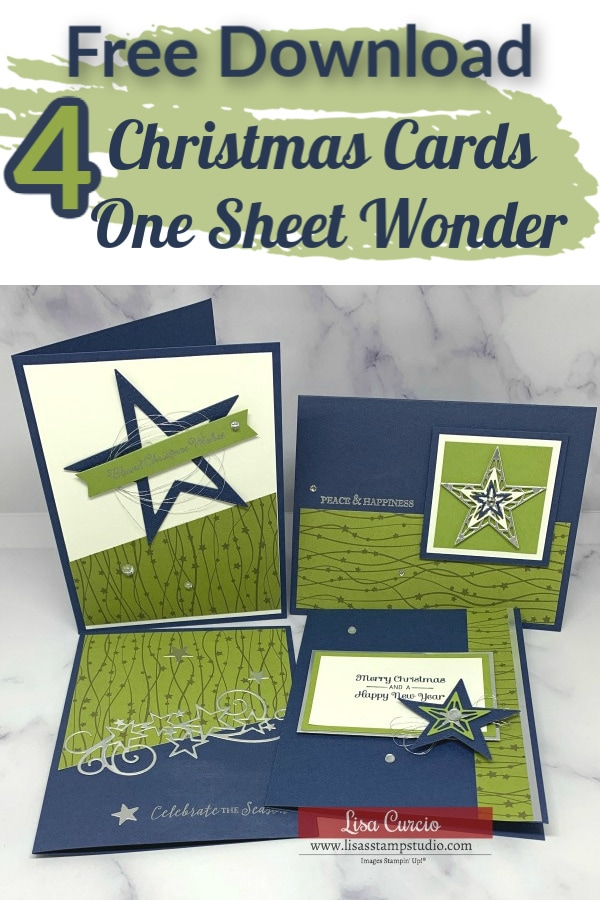One-Sheet-Wonder-Christmas-Cards-Handmade