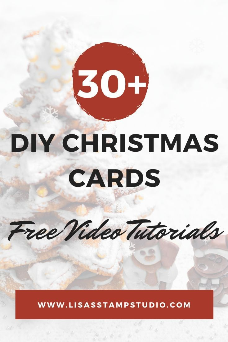 30 + Christmas Card Ideas & Projects That Will Inspire You