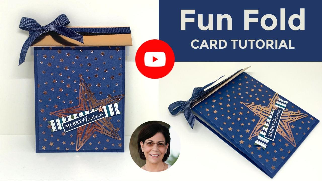 Drop-Down-Fun-Fold-Card
