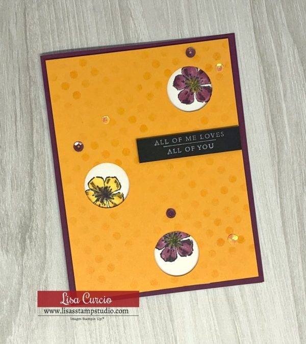 How to Make Cut Out Shapes on a Greeting Card Layer