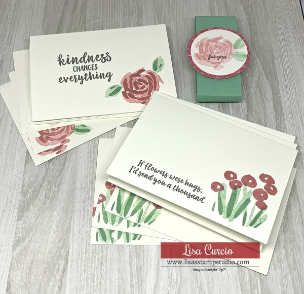 6-DIY-Card-Handmade-with-Flowers-and-Belly-Band