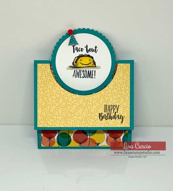 Taco 'Bout Fun Cards to Make! You Gotta See This!!