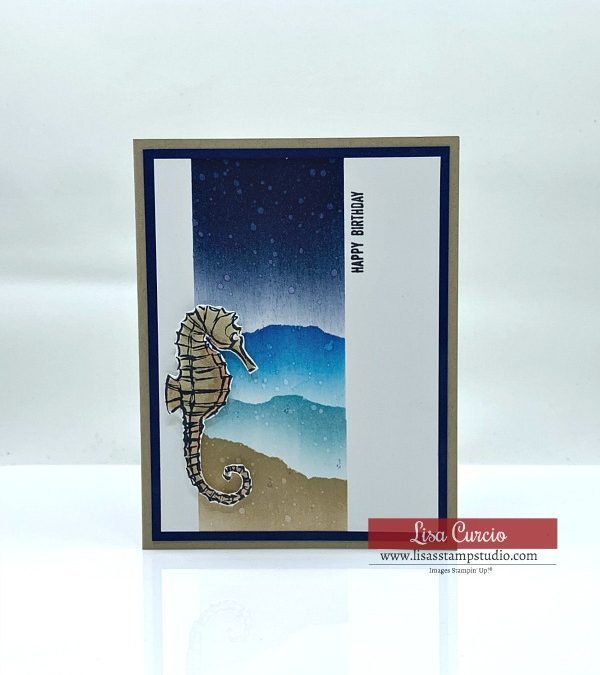 How to Make a Great Card with Masking
