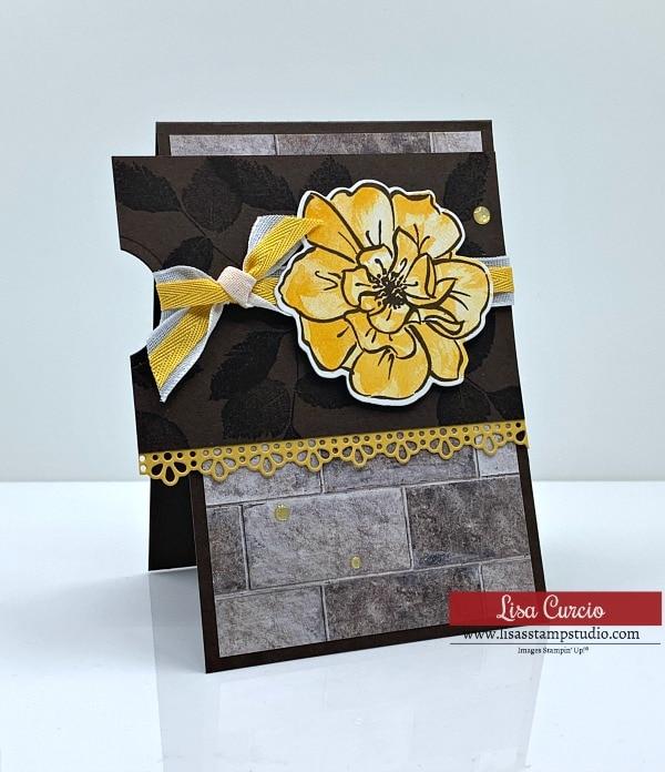 creative-card-idea-for-handmade-card-with-yellow-flower