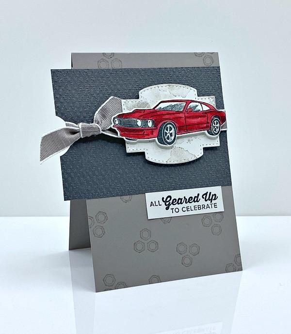 creative-card-idea-for-handmade-card-with-classic-red-car