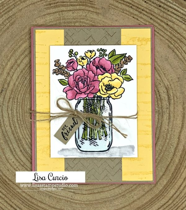 Cool Card Making Technique You Gotta See | How to Get Faux Glass Look