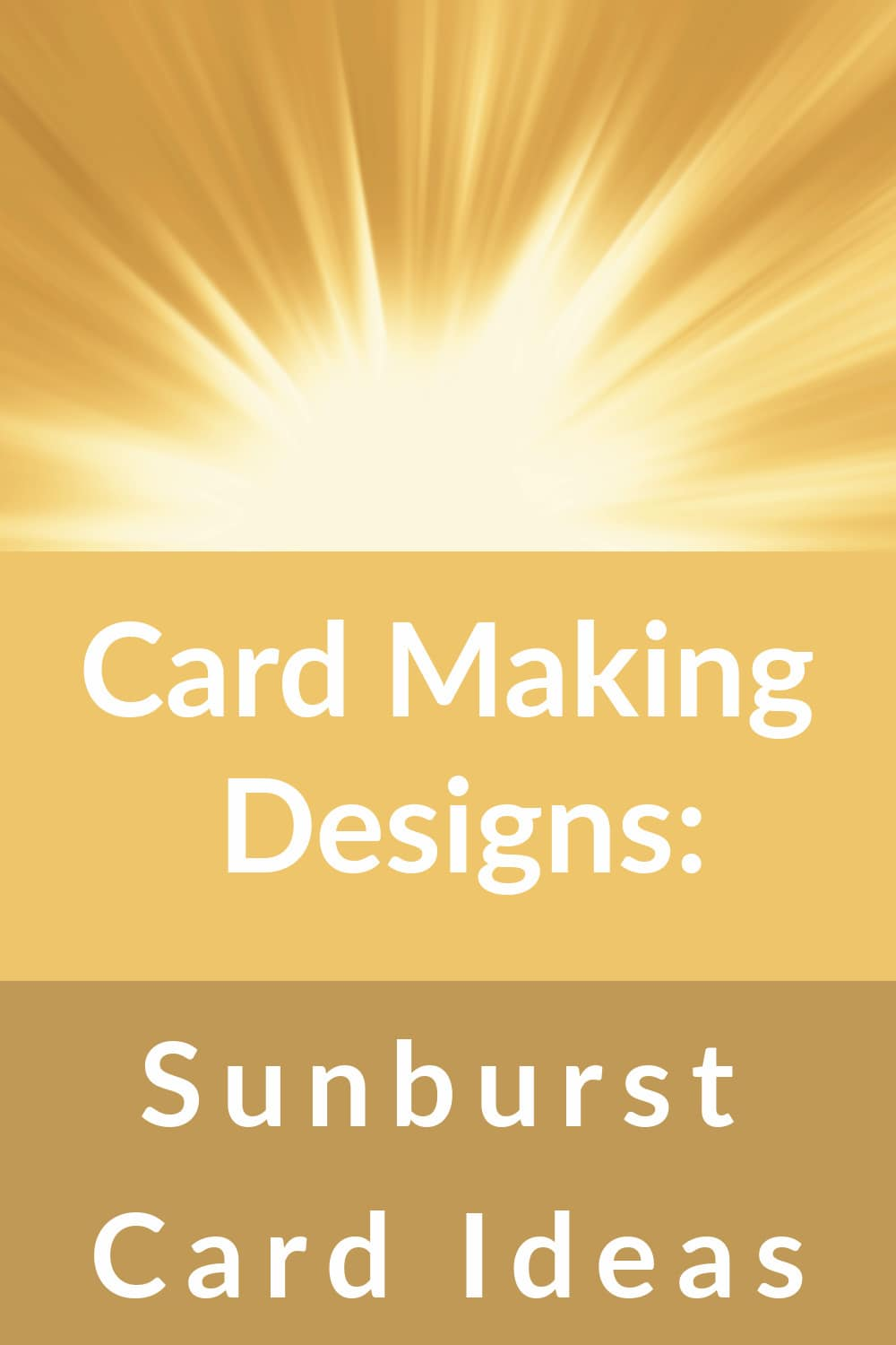 card-making-designs-sunburst-card-pinterest
