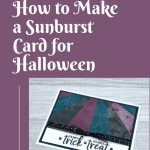 how-to-make-sunburst-halloween-card