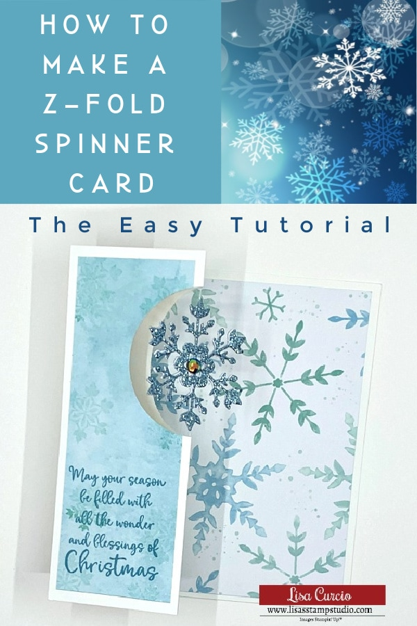 how-to-make-a-z-fold-spinner-card-as-christmas-card-with-snowflakes