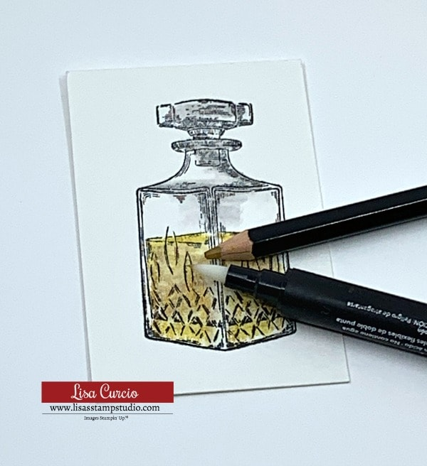 watercolor-pencils-used-with-blender-pen