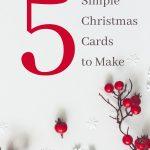 5-simple-christmas-cards-to-make