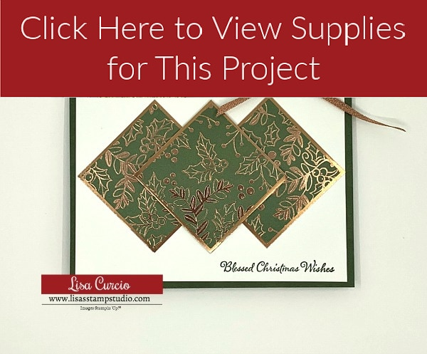Click here to view supplies for DIY Christmas card 4