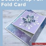 Let's Make a Double Flap Fun Fold Card