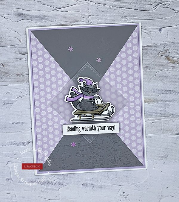 Want to See How Paper Triangles Make Your Greeting Card Unique?