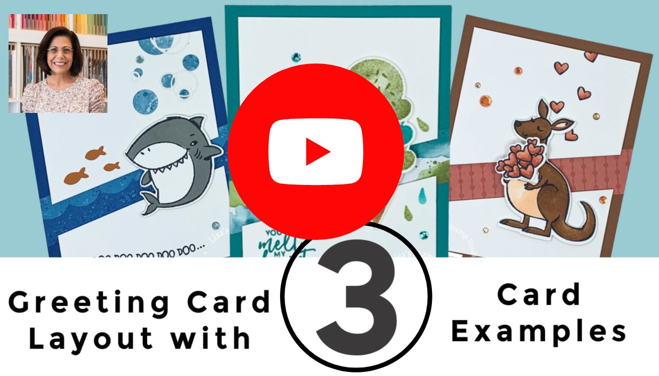 A greeting card layout you've got to see; watch the video