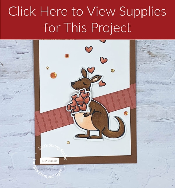 View supply list for Kangaroo card