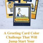 A Greeting Card Color Challenge That Will Jump Start Your Creative Time