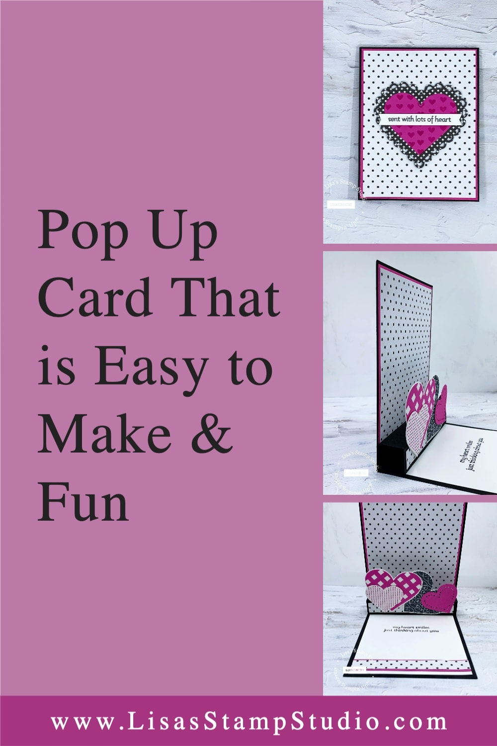 Save this Pop Up Card to your Pinterest board.