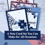 A Note Card Set You Can Make for All Occasions