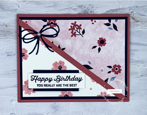 Make a handmade card for someone's birthday and brighten their day.