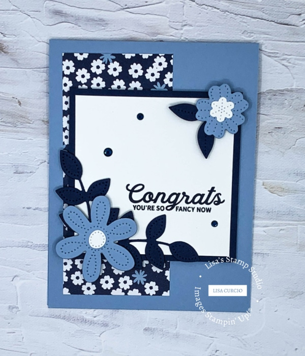 Make a handmade card or 2 or 3 with this layout idea.