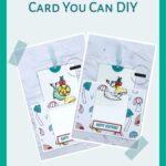 A Magical Birthday Card You Can DIY
