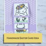 Handmade Easter Card Idea