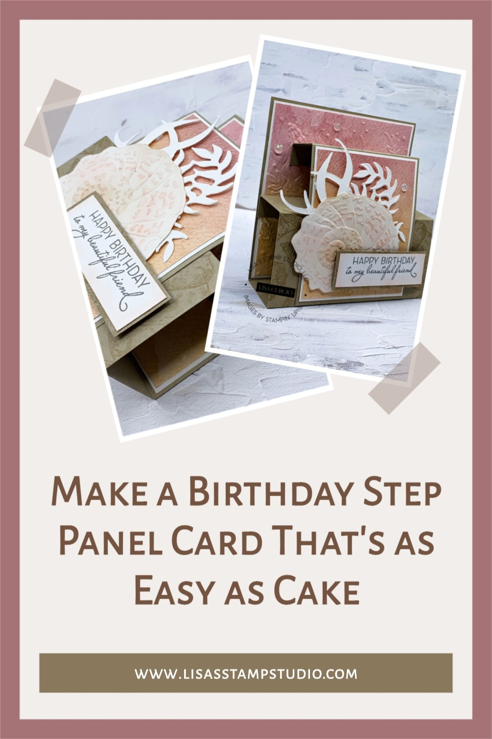 Save this fancy fold card to your favorite Pinterest Board.